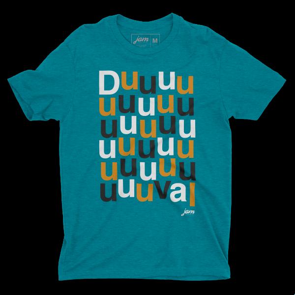 Battle Cry - Teal Unisex T-shirt